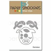 Paper Smooches - Christmas - Dies - Reindeer