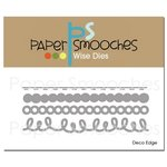 Paper Smooches - Dies - Deco Edge