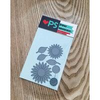 Paper Smooches - Dies - Sunflower