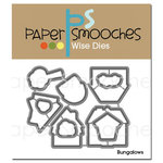 Paper Smooches - Dies - Bungalows