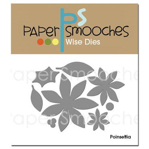 Paper Smooches Poinsettia Dies