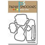 Paper Smooches - Christmas - Dies - Snowdudes