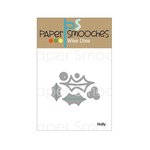 Paper Smooches - Christmas - Dies - Holly