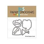 Paper Smooches - Christmas - Dies - Tis the Season Icons