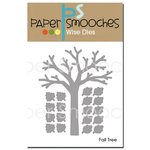 Paper Smooches - Dies - Fall Tree