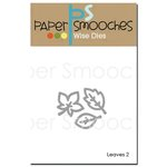 Paper Smooches - Dies - Leaves 2