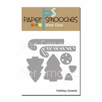 Paper Smooches - Christmas - Dies - Holiday Sweets
