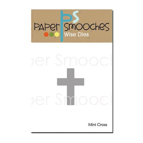 Paper Smooches - Christmas - Dies - Mini Cross