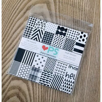 Paper Smooches - 6 x 6 Paper Pack - Half Moon