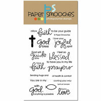 Paper Smooches - Clear Acrylic Stamps - Spiritual Sampler