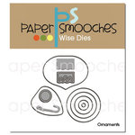 Paper Smooches - Christmas - Dies - Ornaments