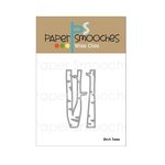 Paper Smooches - Dies - Birch Trees