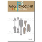 Paper Smooches - Dies - Arrow