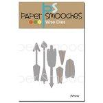 Paper Smooches - Dies - Arrow