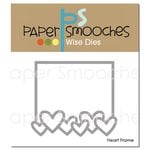 Paper Smooches - Dies - Heart Frame