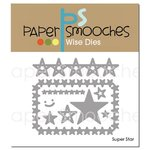 Paper Smooches - Dies - Super Star