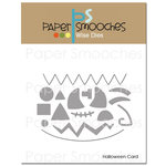 Paper Smooches - Dies - Halloween Card