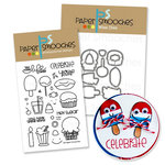 Paper Smooches - Die and Acrylic Stamp Set - Sugar Rush Bundle