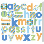 Piggy Tales - Chipboard Letters - Hansel Collection