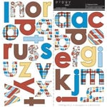 Piggy Tales - The Steadfast Tin Soldier Collection - Chipboard Letters, CLEARANCE