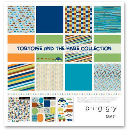 Piggy Tales - Tortoise and the Hare Collection Pack, CLEARANCE