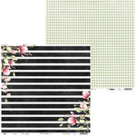 P13 - Hello Beautiful Collection - 12 x 12 Double Sided Paper - 01