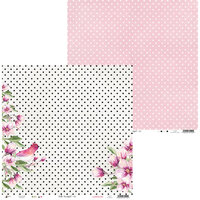 P13 - Hello Beautiful Collection - 12 x 12 Double Sided Paper - 02