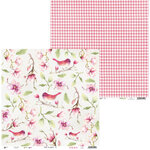 P13 - Hello Beautiful Collection - 12 x 12 Double Sided Paper - 03