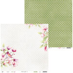 P13 - Hello Beautiful Collection - 12 x 12 Double Sided Paper - 05