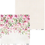 P13 - Hello Beautiful Collection - 12 x 12 Double Sided Paper - 06
