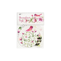 P13 - Hello Beautiful Collection - Embellishments - Tag Set - One
