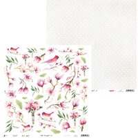 P13 - Hello Beautiful Collection - 12 x 12 Double Sided Paper - 07
