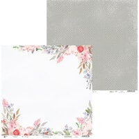 P13 - Love in Bloom Collection - 12 x 12 Double Sided Paper - 02