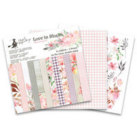P13 - Love in Bloom Collection - 6 x 6 Paper Pad