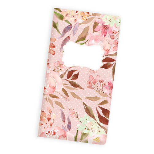 P13 - Love in Bloom Collection - Travel Journal