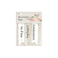P13 - Love in Bloom Collection - Embellishments - Tag Set - Two