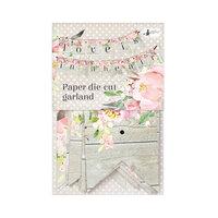 P13 - Love in Bloom Collection - Die Cut Garland