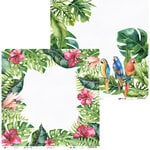 P13 - Lets Flamingle Collection - 12 x 12 Double Sided Paper - 02