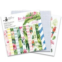 P13 - Lets Flamingle Collection - 12 x 12 Paper Pad