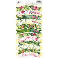 P13 - Lets Flamingle Collection - Party Sticker Sheet - One