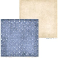 P13 - Off Shore II Collection - 12 x 12 Double Sided Paper - 01