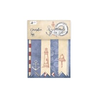 P13 - Off Shore II Collection - Embellishments - Tag Set - Three