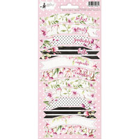 P13 - Hello Beautiful Collection - Party Sticker Sheet - One
