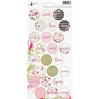 P13 - Hello Beautiful Collection - Party Sticker Sheet - Two