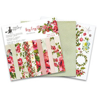 P13 - Rosy Cosy Christmas Collection - 6 x 6 Paper Pad