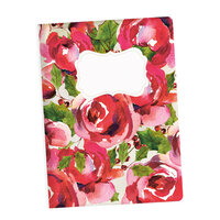 P13 - Rosy Cosy Christmas Collection - A5 - Art Journal
