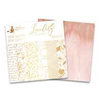 P13 - Lucidity Collection - 6 x 6 Paper Pad