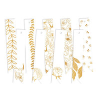 P13 - Lucidity Collection - Embellishments - Tag Set - Three