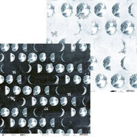 P13 - New Moon Collection - 12 x 12 Double Sided Paper - 01