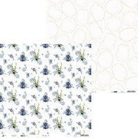 P13 - New Moon Collection - 12 x 12 Double Sided Paper - 05